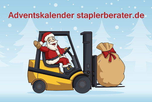 Adventskalender von Staplerberater