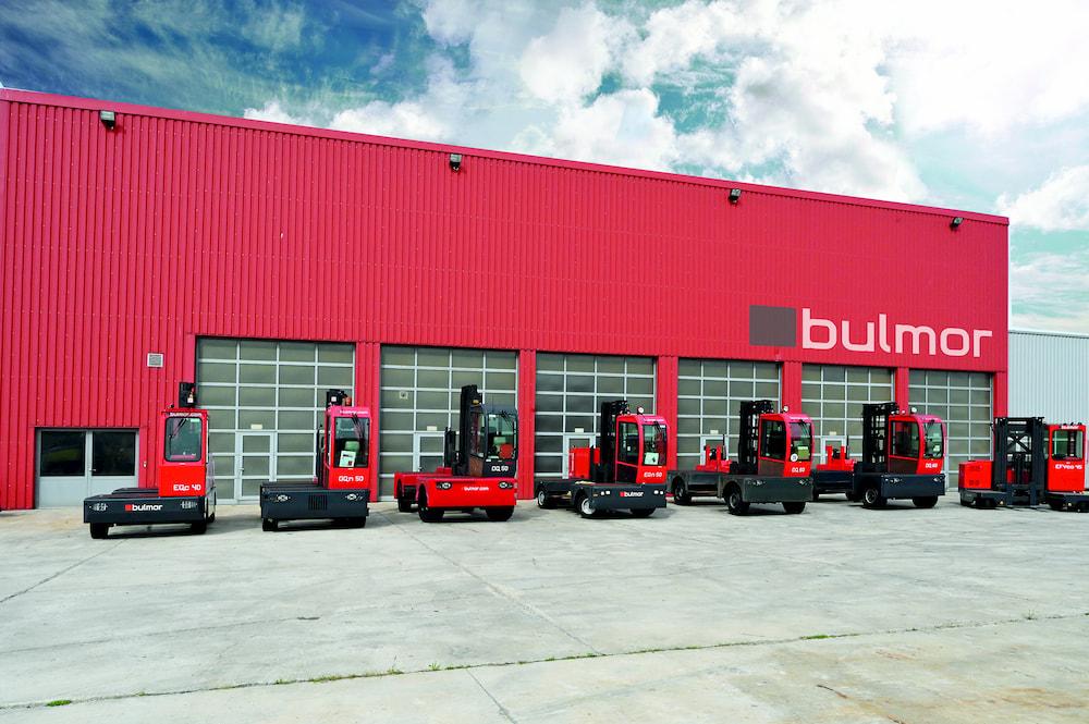 Seitenstapler des Herstellers BULMOR © BULMOR
