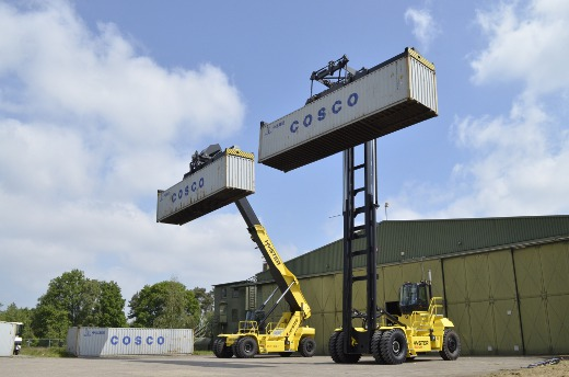 Containerstapler