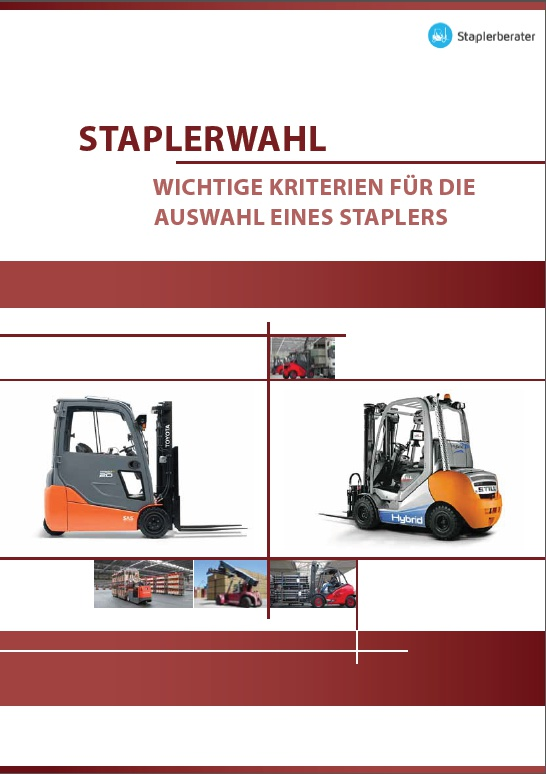 Cover Ebook Staplerwahl