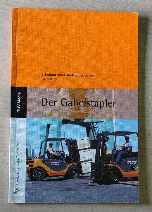Der Gabelstapler Fachbuch