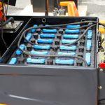 Batterietechnologie für Stapler