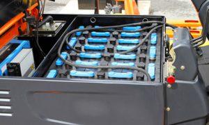 Staplerbatterie richtig pflegen