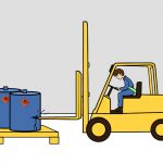 Die häufigsten Fehler bei der Lastaufnahme und beim Lasttransport