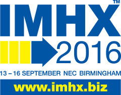 IMHX Logo © Informa Exhibitions Limited