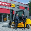 Jungheinrich und Zeppelin Rental schließen Kooperation