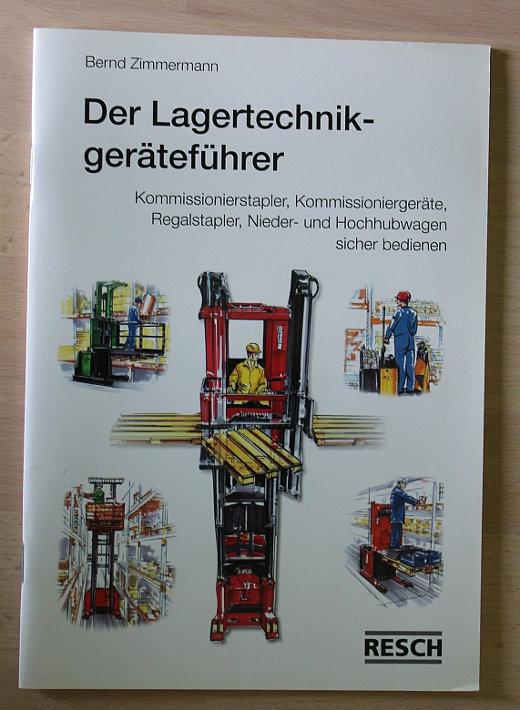 Lagertechnikführer Fachbuch