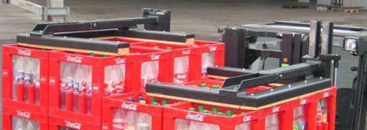 Anbaugerät Gabelstapler Lasthalter