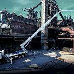 Arbeitsbühnen – Bauformen