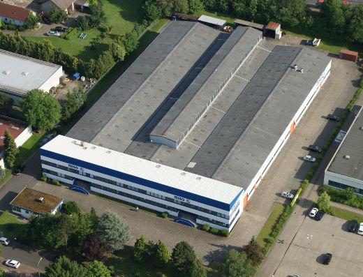 MIAG Firmensitz in Braunschweig © MIAG
