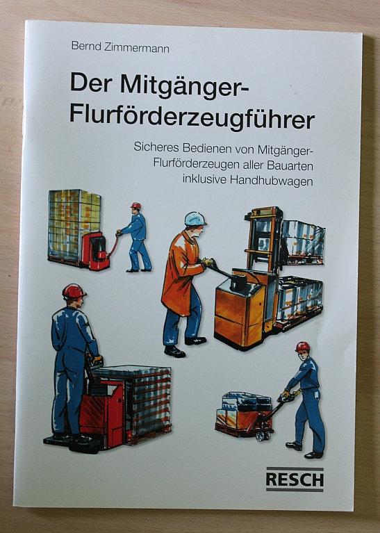 Mitgaengerflurförderzeug Fachbuch