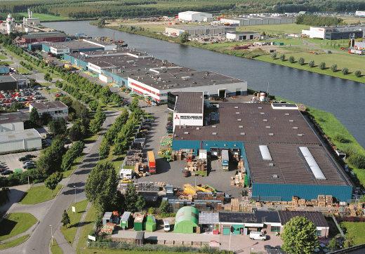 Mitsubishi Werk in Almere © Mitsubishi