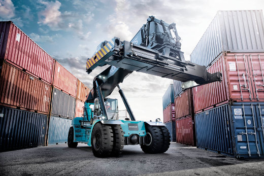 Reach Stacker © Konecranes