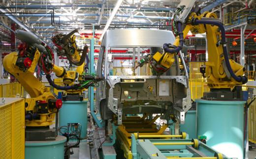 Roboter in der Automobilindustrie © salman2, fotolia.com