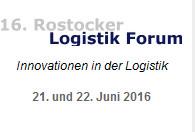 Rostocker Logistik Forum