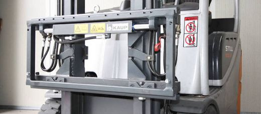 Anbaugerät Seitenschieber Gabelstapler