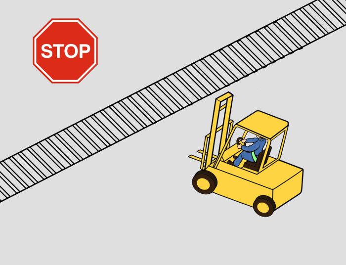 Sicherheit auf Gleisanlagen