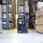 Stapler in der Verpackungsindustrie
