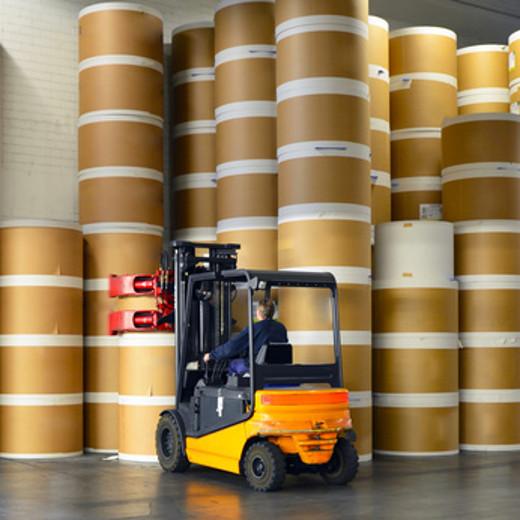 Stapler in der Papierindustrie © industrieblick, fotolia.com
