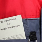 Zusatzqualifikation Staplerführerschein