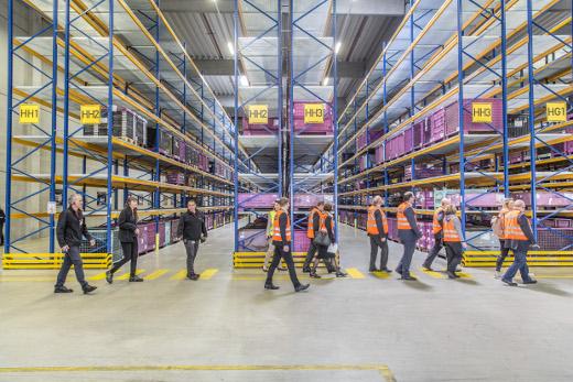 Impressionen: Tag der Logistik  2016 © Schenker Deutschland AG