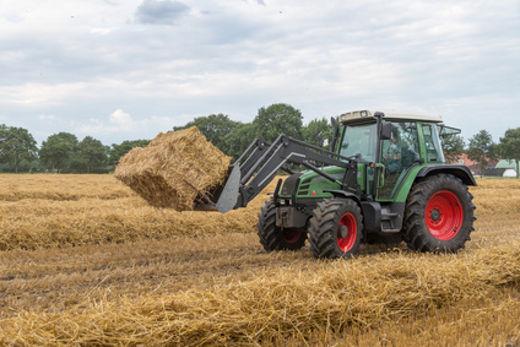 Frontlader Landwirtschaft