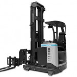 UniCarriers: Neue Lagertechnik-Baureihen PSP und URS